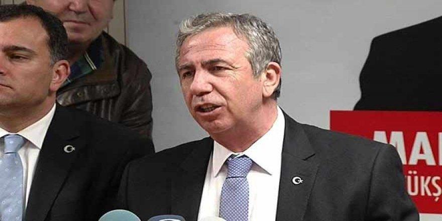 Hürriyet gazetesi Mansur Yavaş haberini yayından kaldırdı