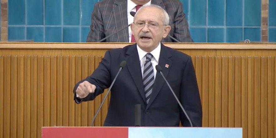 Kılıçdaroğlu: Ateş olsan cürmün kadar yer yakarsın!