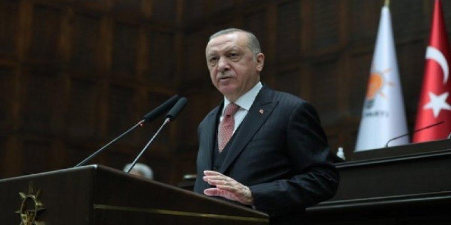 Erdoğan vekillerle ne konuştu?