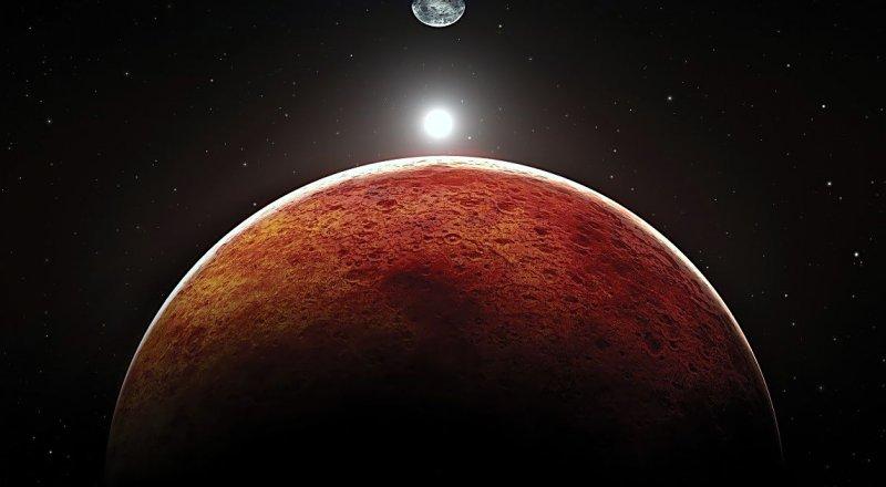 NASA BAŞKANI JIM BRIDENSTINE: ''MARS'A GİDECEK İLK KİŞİ BİR KADIN OLABİLİR''