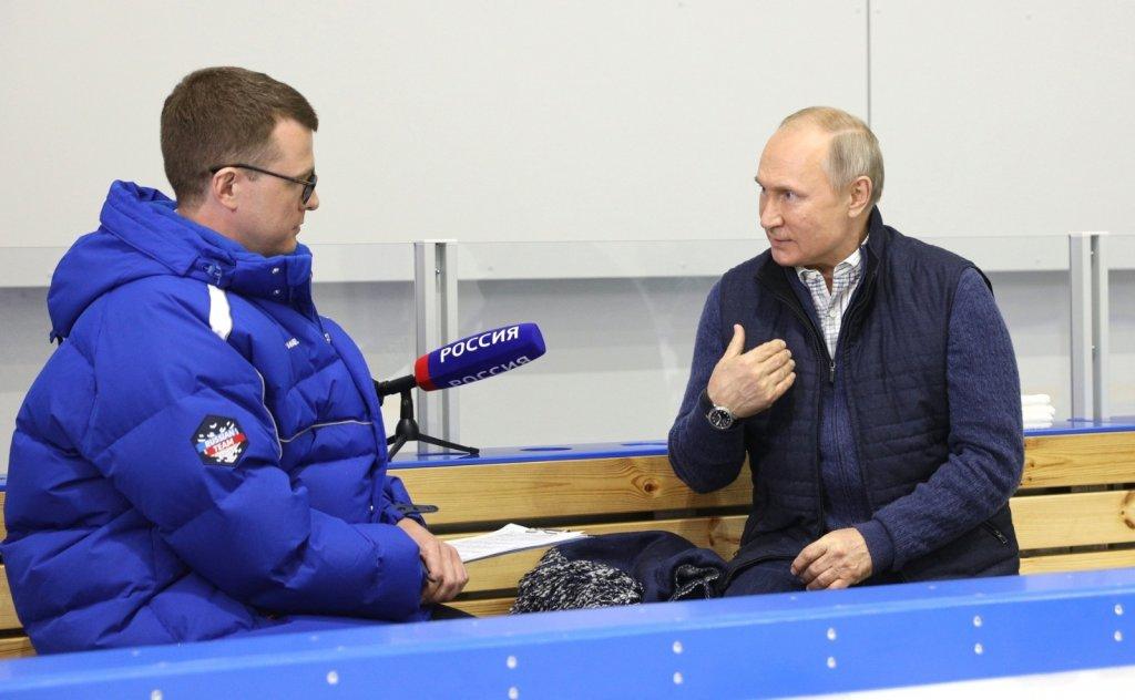 """Putin'den uyarı: """"NATO füzelerinin Moskova'ya düşüş süresi 7-10 dakikaya inecek"""""""