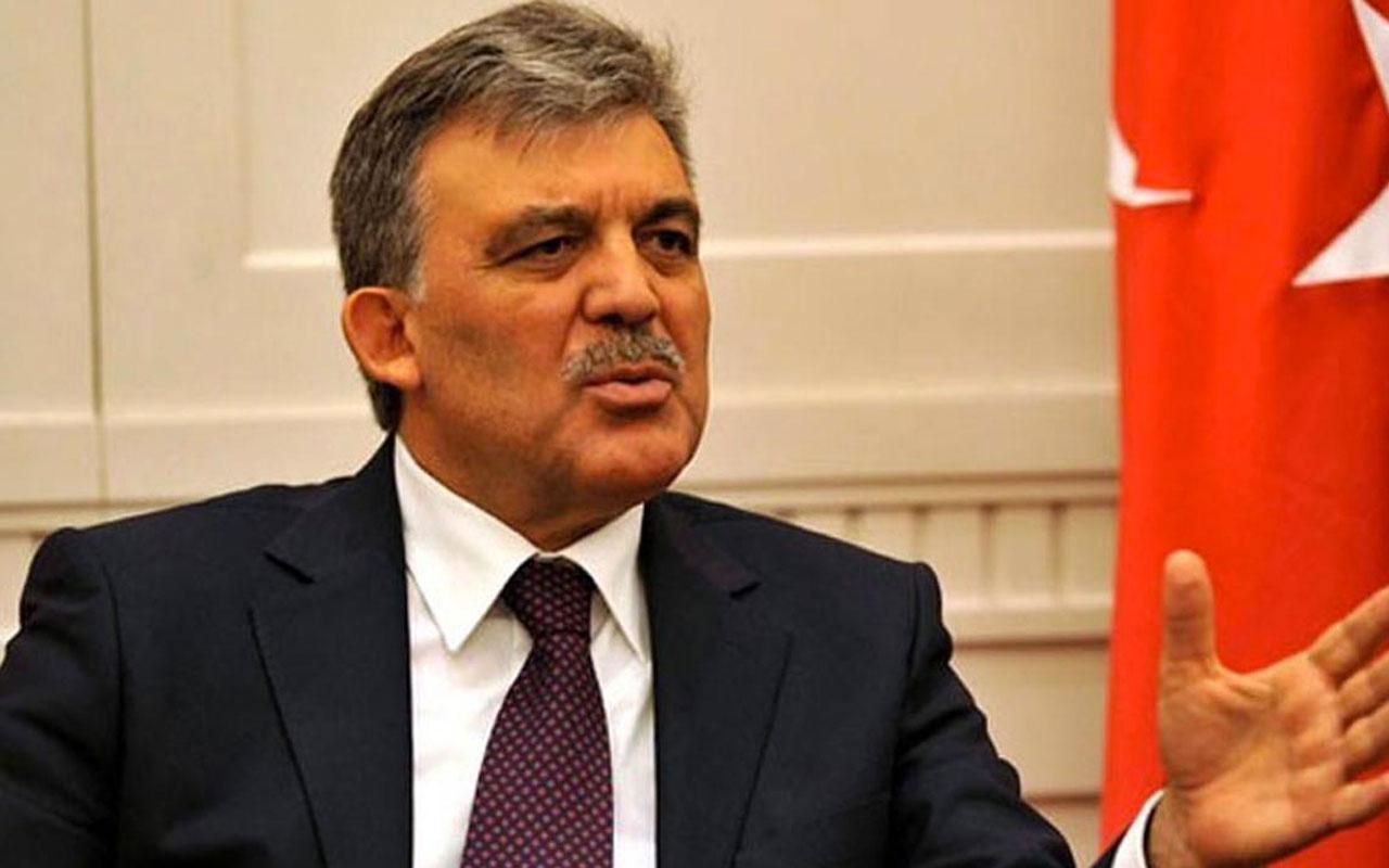 Abdullah Gül'ün danışmanı Reşit Aydın istifa etti!