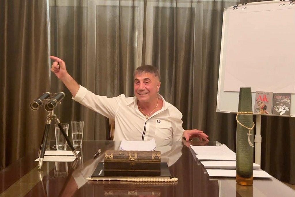 Sedat Peker'den yeni video açıklaması