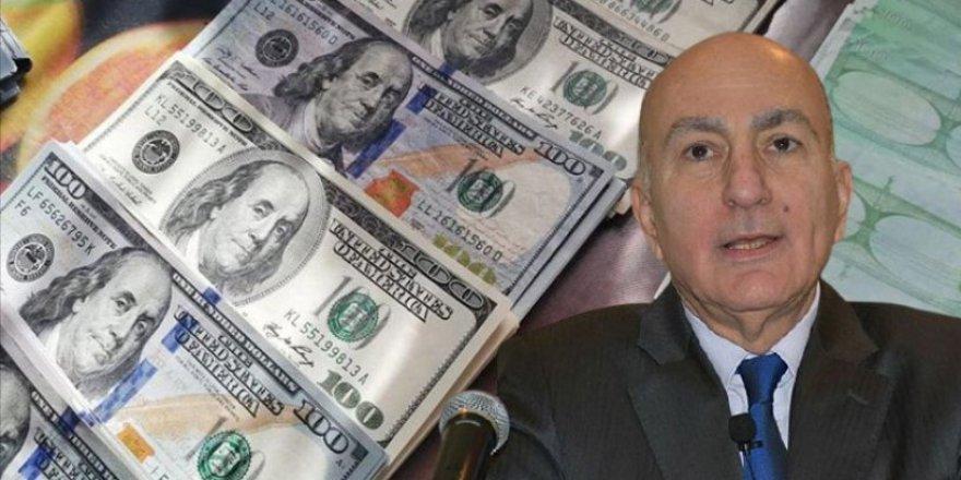 Mahfi Eğilmez'den Erdoğan'ın 'rezerv' açıklamasına jet yanıt: Eksi 56 milyar dolar