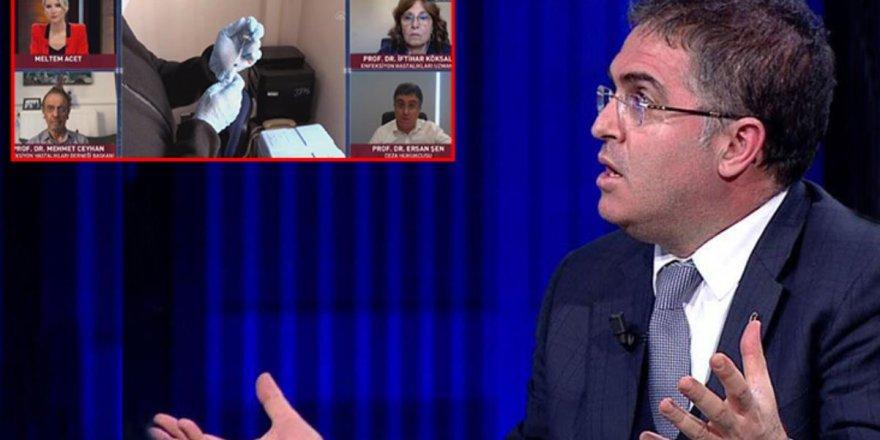 Hukukçu Ersan Şen'in aşı önerisi ortalığı ayağa kaldırdı!