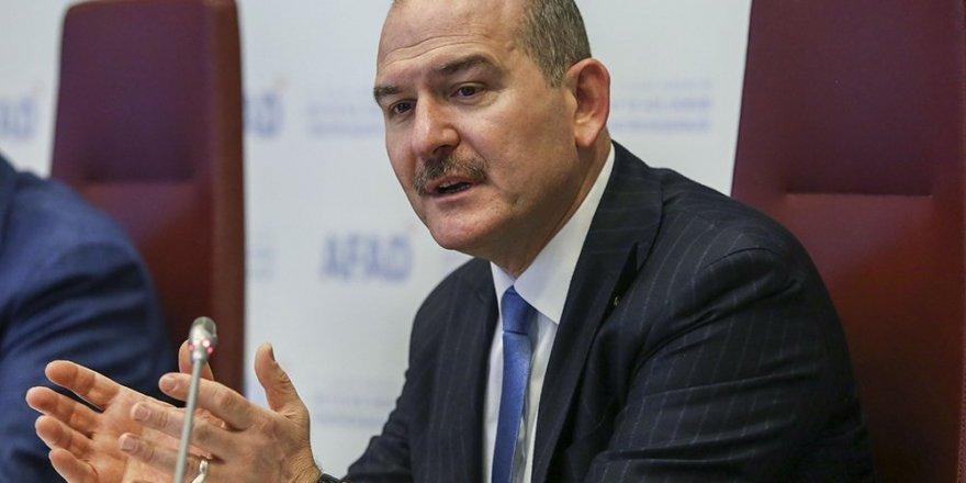 Bakan Soylu'dan Jandarma Teşkilatı açıklaması