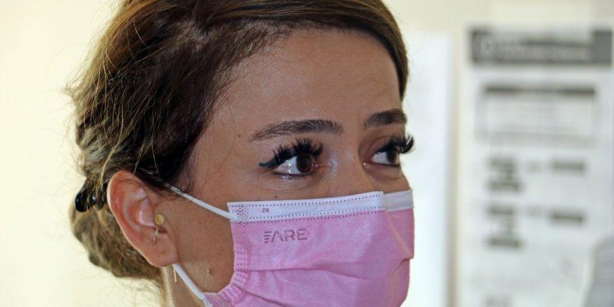 Yoğun bakım doktoru gözyaşlarına boğuldu