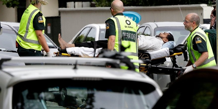 Yeni Zelanda'da iki camiye silahlı saldırı: Ölü ve yaralılar var