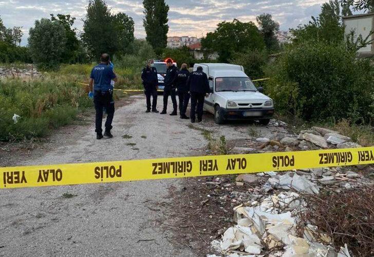 Park halindeki araçta cansız bedeni bulundu