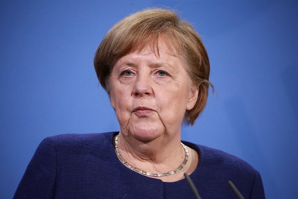 """Merkel: """"Belirli Konuları Birlikte Şekillendirmek İstiyorsak Birbirimize Bağımlıyız"""""""