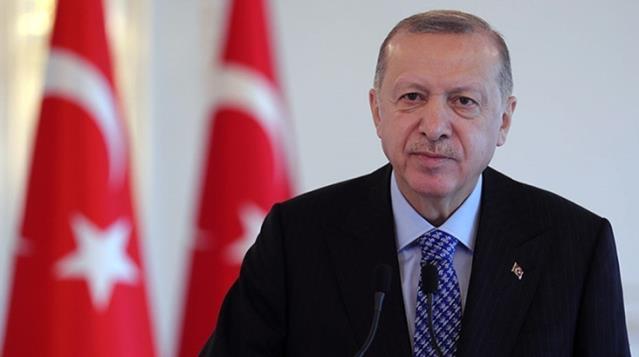 Cumhurbaşkanı Erdoğan'dan turizm sektörüne KDV desteği açıklaması