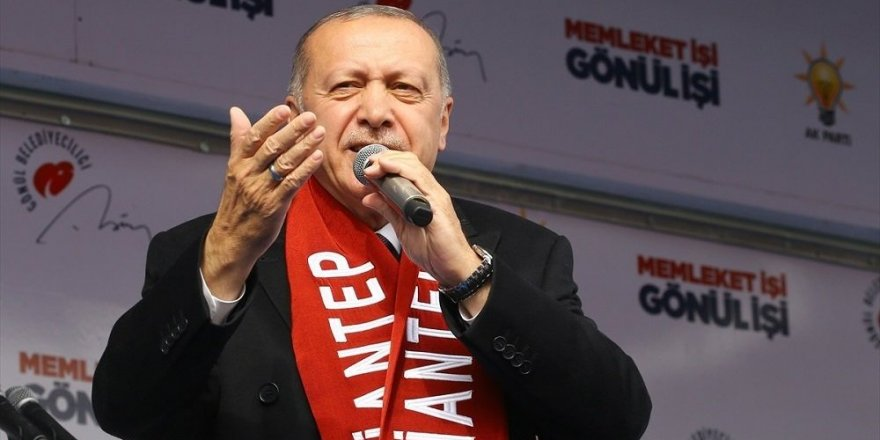 Cumhurbaşkanı Erdoğan: Her yerin bomba olsa ne yazar
