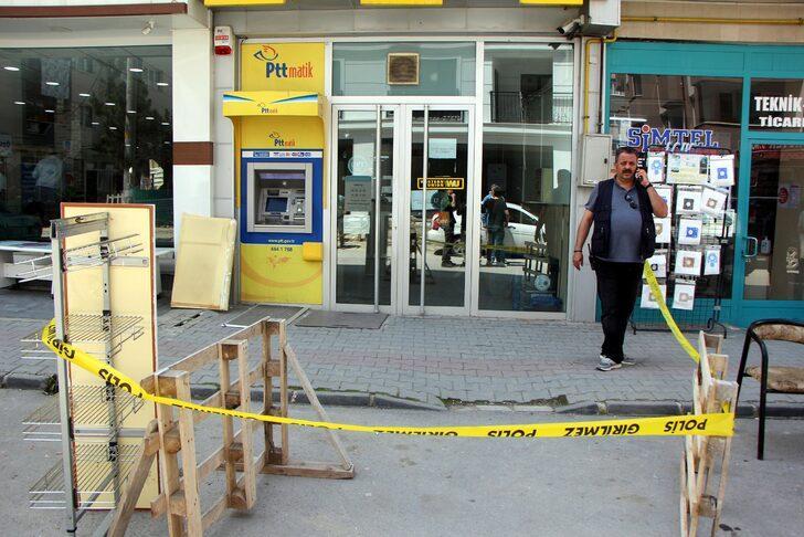 PTT'den 170 bin lira çaldı, başka şubede güvenlik görevlisi çıktı