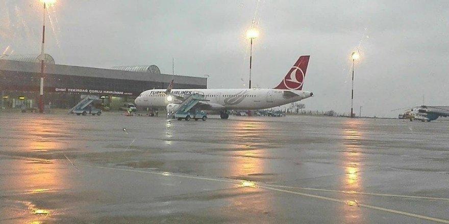 Levent Demir yazdı: Çorlu Havalimanı'nın yeni ismi!