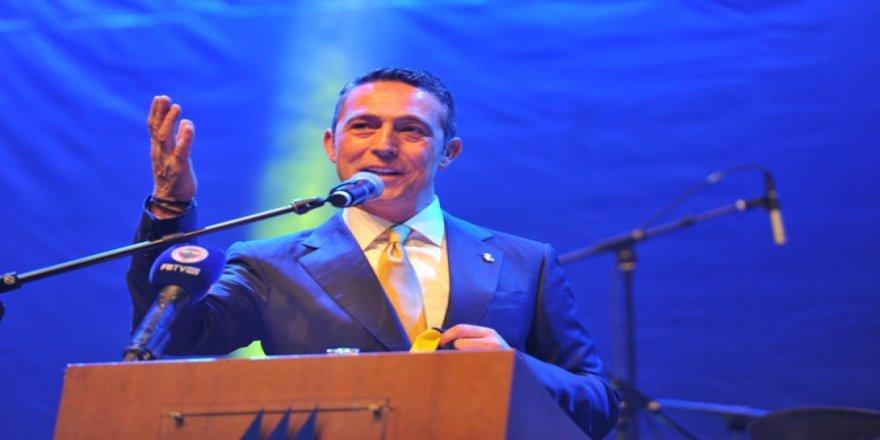Başkan Koç, Fenerbahçe için kitlesel kaynak yaratma projesini açıkladı