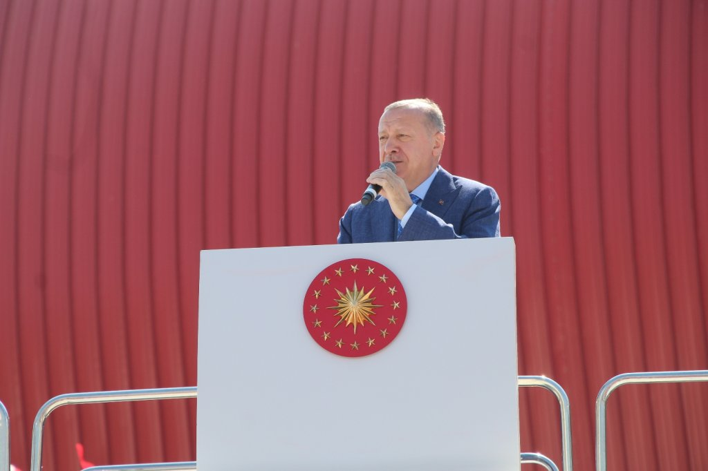 """Cumhurbaşkanı Erdoğan: """"2023 değişim dönüşüm yılı olacak"""""""