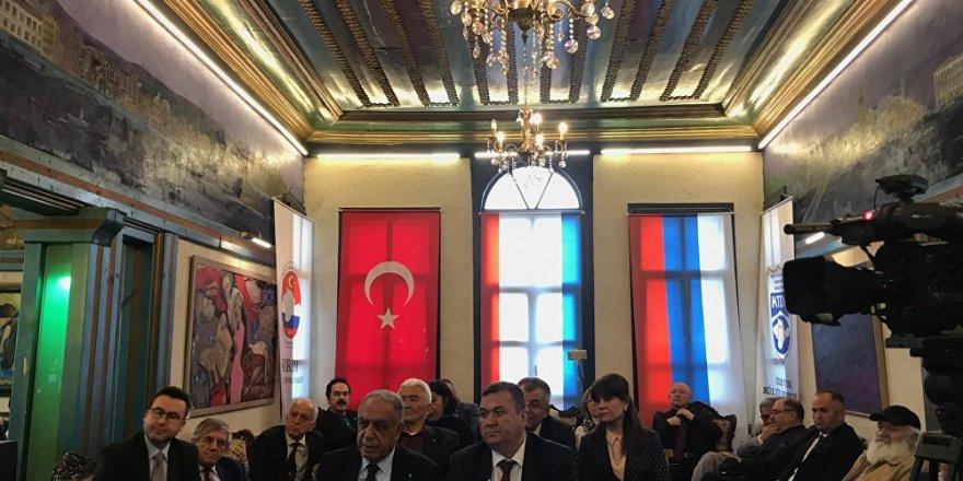 'Soğuk Savaş mantığıyla Karadeniz ve Avrasya'daki jeopolitik değişimler doğru okunamaz'