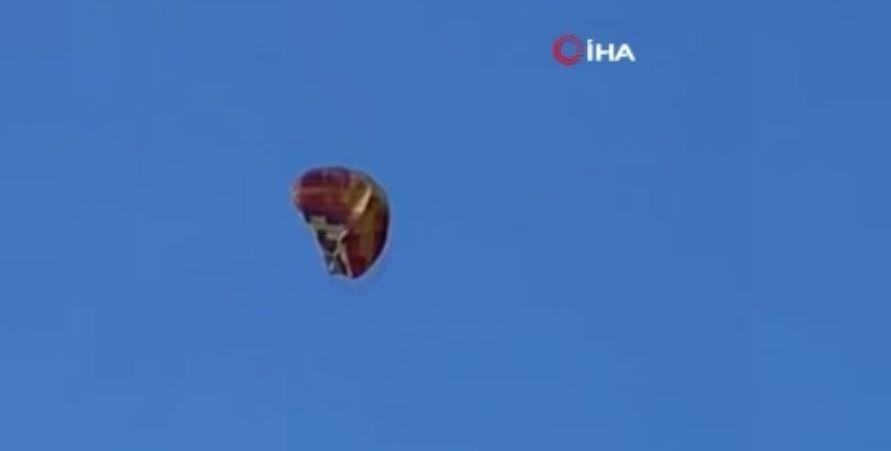 ABD'de sıcak hava balonu kazası: 4 ölü