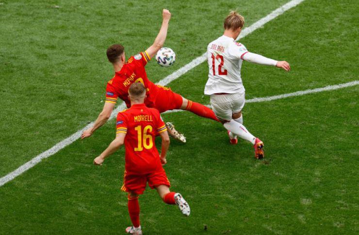 Galler - Danimarka maç sonucu: 0-4