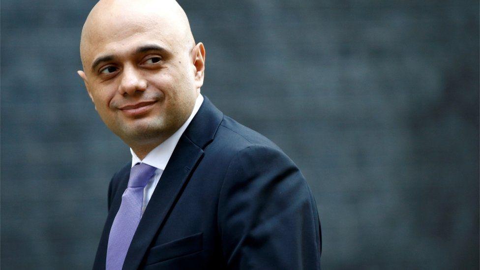 İngiltere Sağlık Bakanı Matt Hancock'ın istifasının ardından yerine Sajid Javid atandı