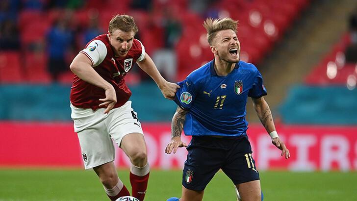 EURO2020 : İtalya 2-1 Avusturya