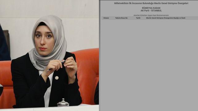 AKP'li vekil sosyal medya fenomenine fena yakalandı
