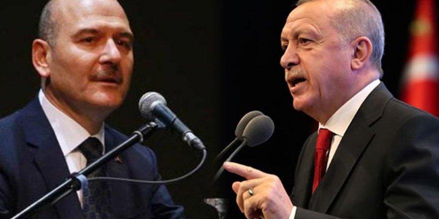 Erdoğan'dan Süleyman Soylu'ya giden mesaj ortaya çıktı!