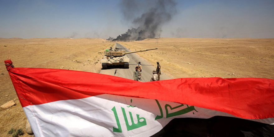 Irak Ordusu ve PKK arasında çatışma
