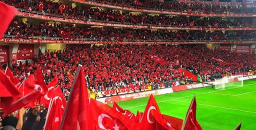 Türkiye-karadağ Maçı Vodafone Park'a Alındı