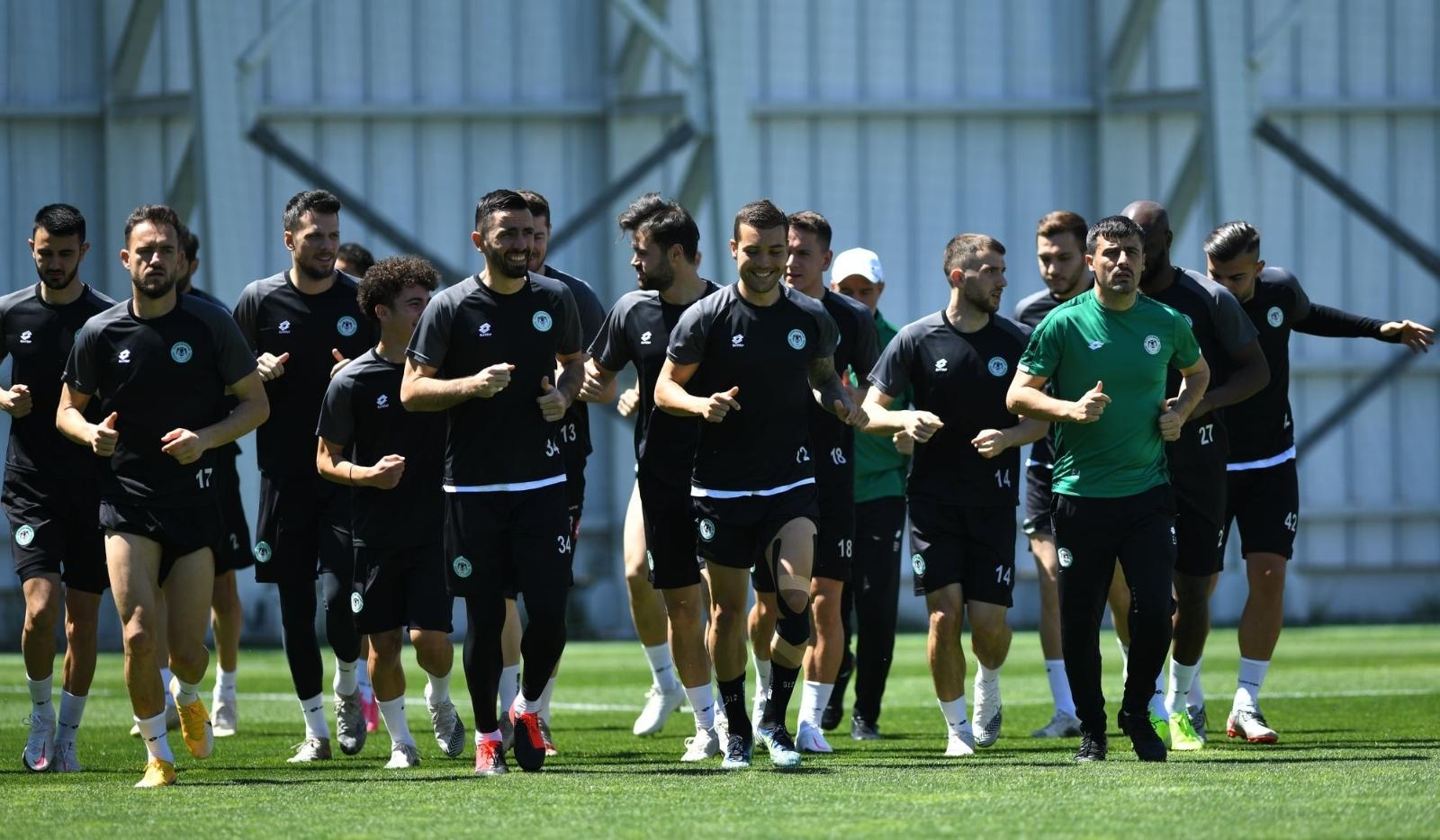 Konyaspor yeni sezon hazırlıklarına yarın başlıyor