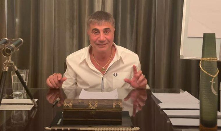 Sedat Peker'den Cihan Ekşioğlu'na yönelik suçlama
