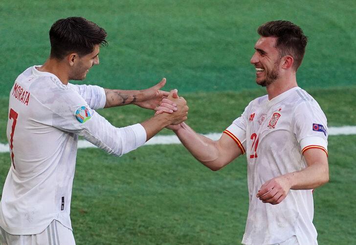 Hırvatistan 3-5 İspanya
