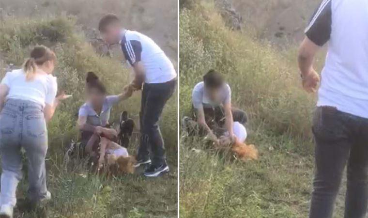 15 yaşındaki çocuğun dövüldüğü anlar ortaya çıktı