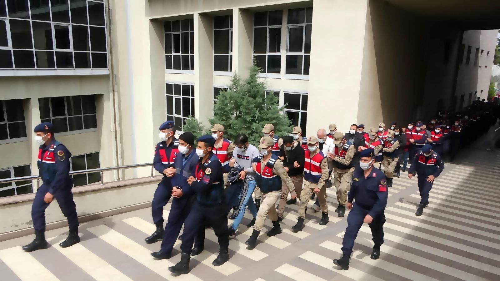 İstanbul'da FETÖ Operasyonu: 47 Şüpheli Hakkında Gözaltı Kararı
