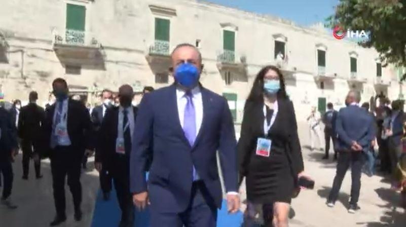 Bakan Çavuşoğlu, G20 Dışişleri Bakanları Toplantısı'na Katıldı