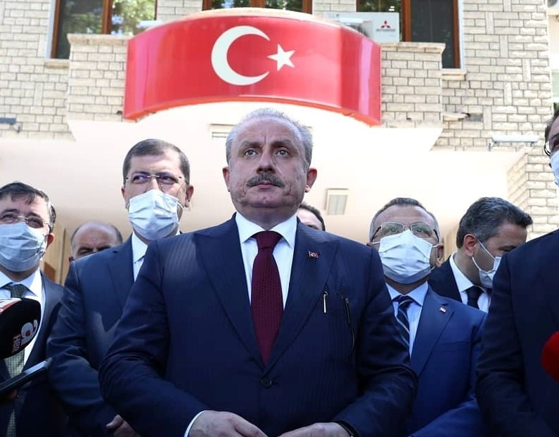 """""""Türkiye Artık Anayasa Tartışmasında İlkesel Bazda Tartışmalar Dönemini Kapatmalı"""""""