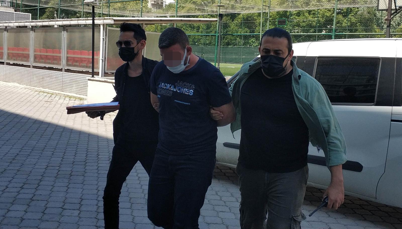 Tartıştığı kişiyi 11 yerinden bıçaklayan şahıs tutuklandı
