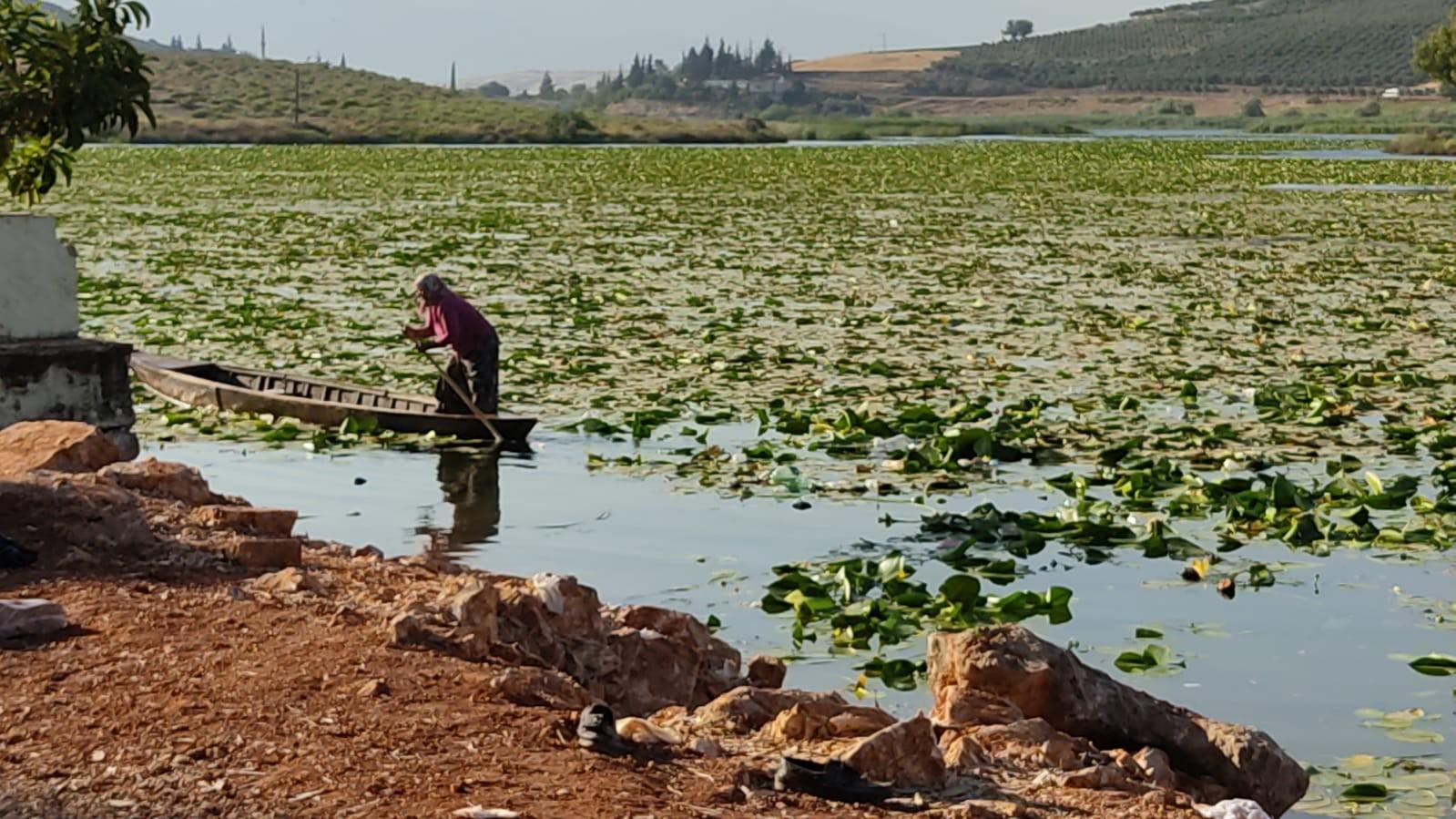 Hatay'da gençlerin göl keyfi acı bitti: 1 ölü