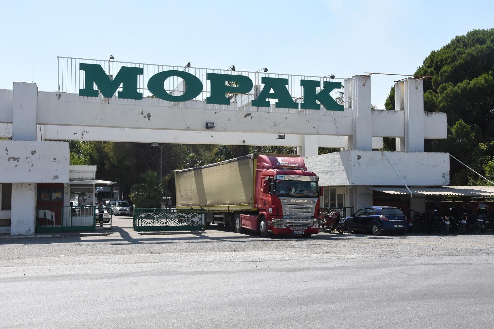 Dalaman'daki kağıt fabrikası mühürleniyor