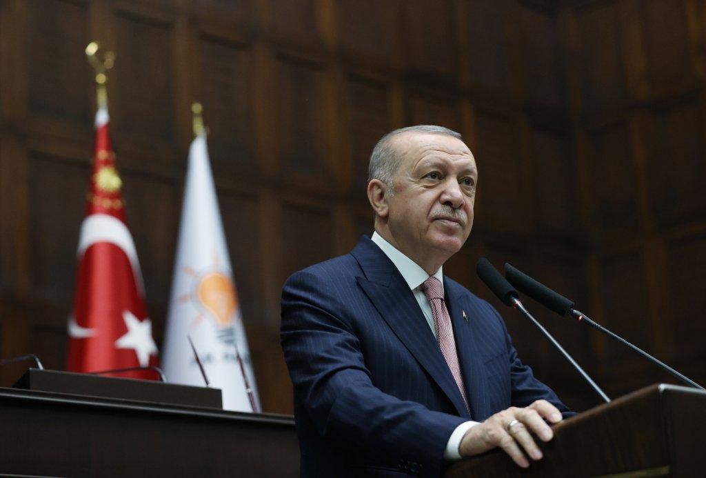 """Cumhurbaşkanı Erdoğan: """"CHP siyasi müsilaj"""""""