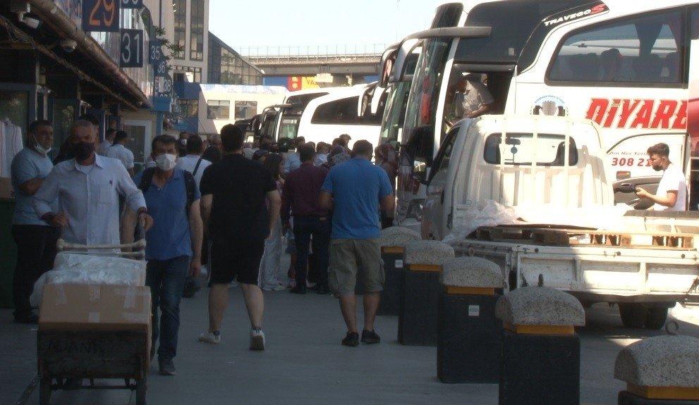 İstanbul'da bayram öncesi otobüs bileti fiyatları arttı