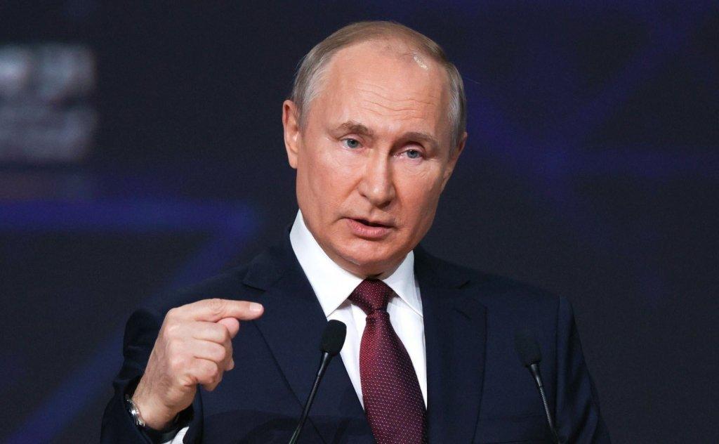 """Putin: """"ABD ile ilişkilerin normalleşmesini umuyorum"""""""
