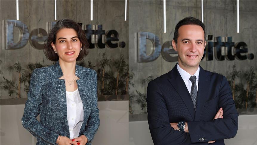 Deloitte Türkiye'de 3 Yeni Ortak