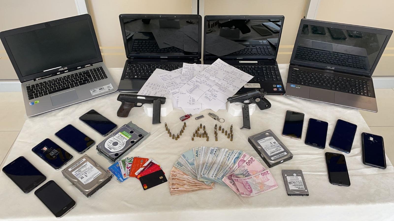 Yasa Dışı Bahis Operasyonu: 14 Gözaltı