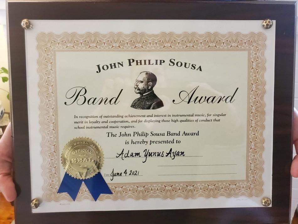 ABD Tarihine Geçen Türk Öğrenci: Adam Yunus Ayan