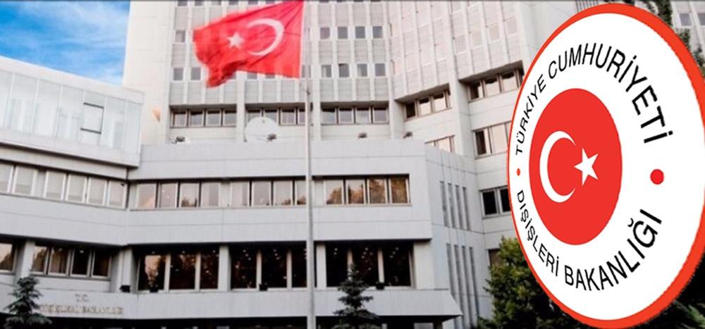 Dışişleri Bakanlığı, Suriye'de Gözaltında Tutulan Bazı Kişilerin Karşılıklı Olarak Serbest Bırakıldığını Açıkladı