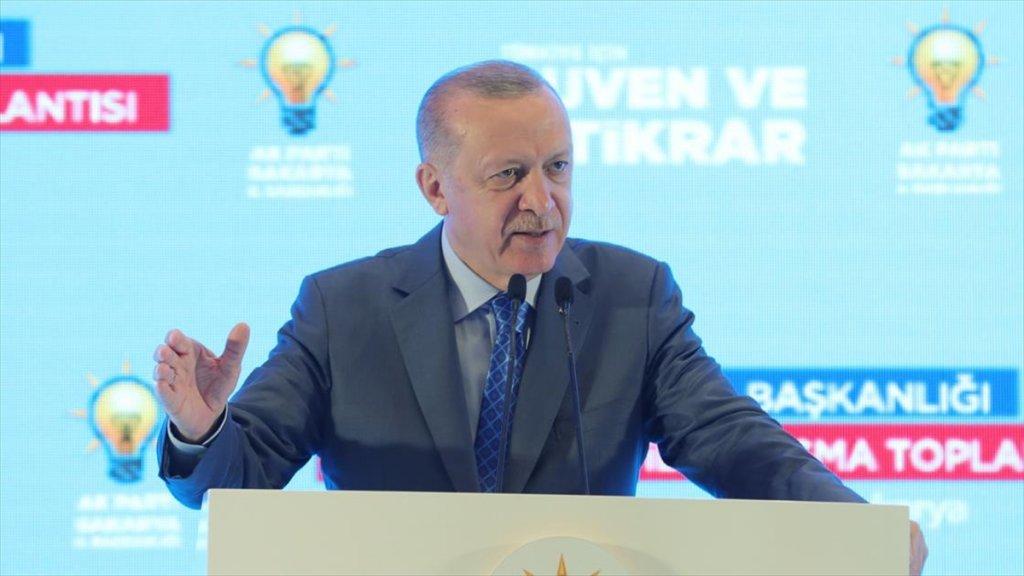 Cumhurbaşkanı Erdoğan: Bizim Siyasetimiz Eser Ve Hizmet Siyasetidir