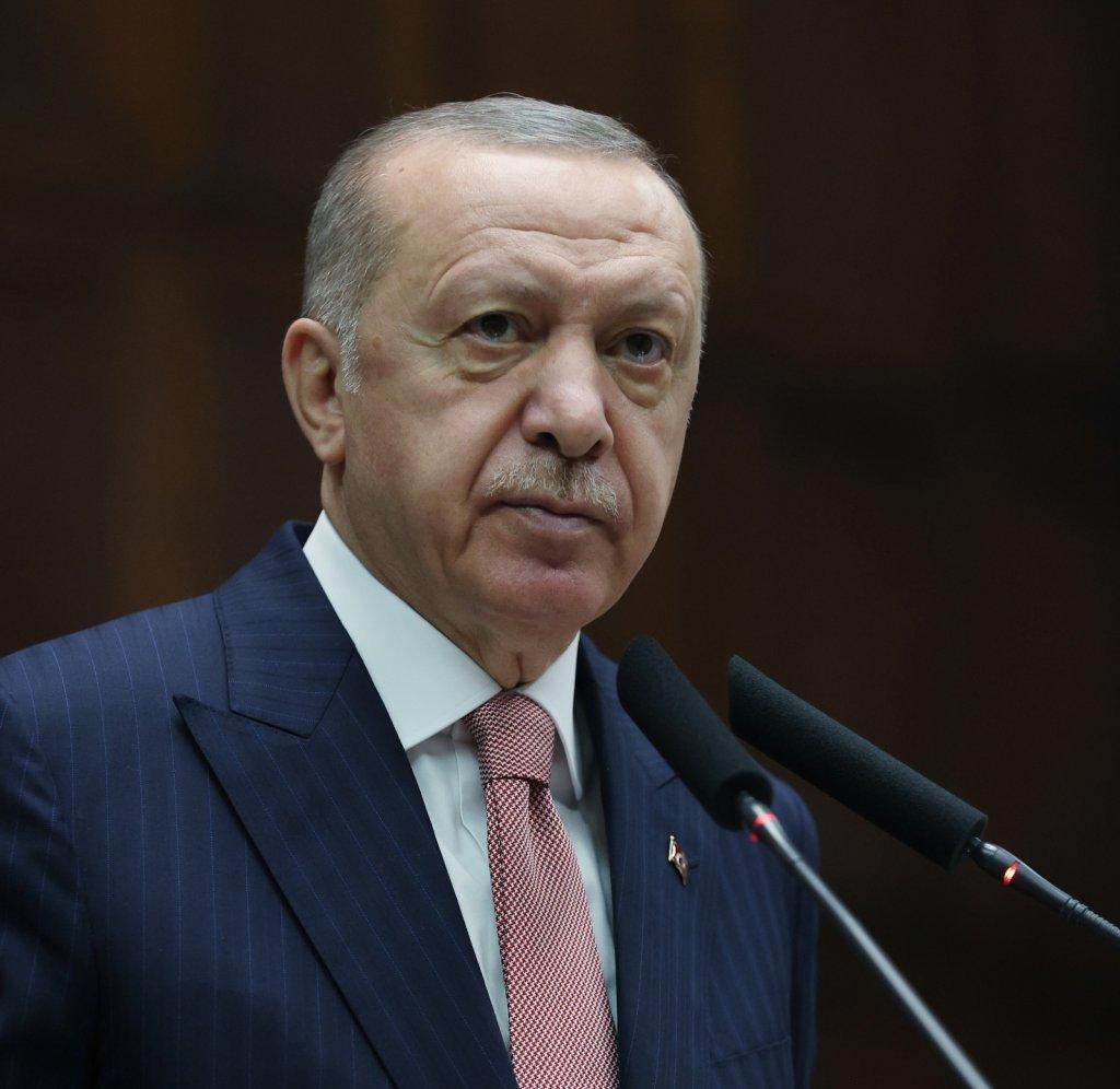 Cumhurbaşkanı Erdoğan, gençlerle bir araya geldi