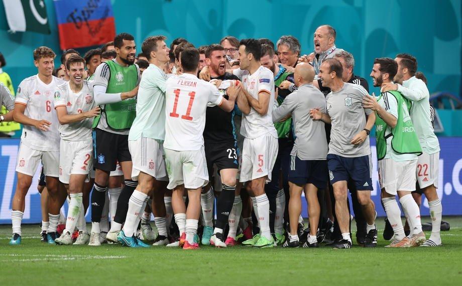 İspanya penaltılarda güldü