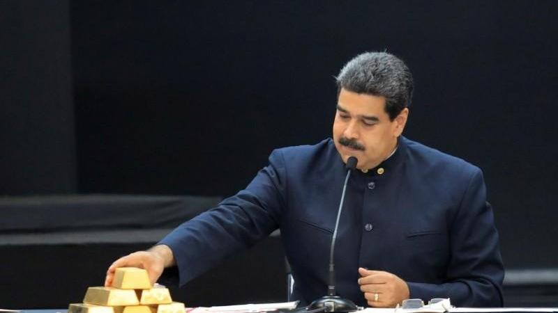 Maduro'nun yardımcısı ziyaret etmişti